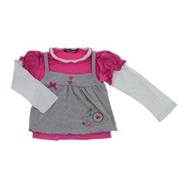 Blusa com Bata Little Princess 8756