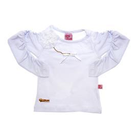 Blusa Infantil Menina Flor 7851