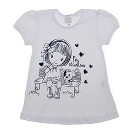 Imagem - Blusinha Infantil Color Mini cod.8406 - 8406
