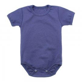 Imagem - Body Bebê Básico Ribana Lapuko - 10091-body-basico-ribana-azul
