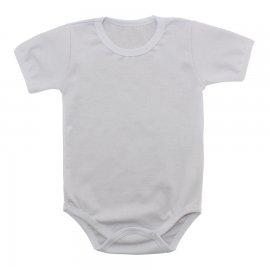 Imagem - Body Bebê Básico Ribana Lapuko - 10091-body-ribana-basico-branco