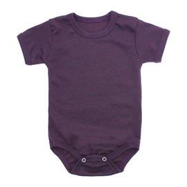 Imagem - Body Bebê Básico Ribana Lapuko - 10091-body-basico-ribana-violeta-me