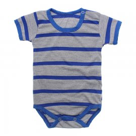 Imagem - Body Bebê em Malha Lapuko - 10184-body-mc-list.-mescla-royal