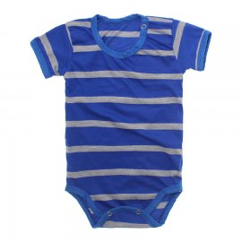 Imagem - Body Bebê em Malha Lapuko - 10184-body-mc-list-royal-mescla