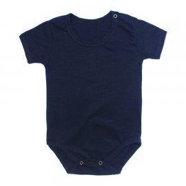 Imagem - Body Bebê em Malha Lapuko - 10184-body-mc-marinho