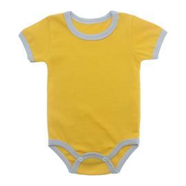 Imagem - Body Bebê em Ribana Lapuko - 10084-body-mc-ribana-amarelo