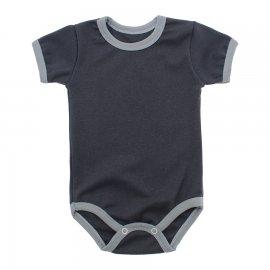 Imagem - Body Bebê em Ribana Lapuko - 10084-body-mc-ribana-chumbo