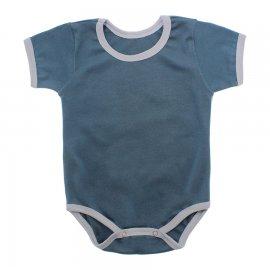 Imagem - Body Bebê em Ribana Lapuko - 10084-body-mc-ribana-cinza-medio