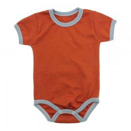 Imagem - Body Bebê em Ribana Lapuko - 10084-body-mc-ribana-ferrugem