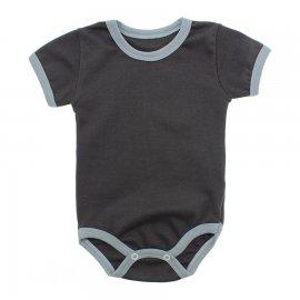 Imagem - Body Bebê em Ribana Lapuko - 10084-body-mc-ribana-marrom