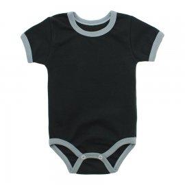 Imagem - Body Bebê em Ribana Lapuko - 10084-body-mc-ribana-preto