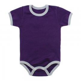 Imagem - Body Bebê em Ribana Lapuko - 10084-body-mc-ribana-roxo