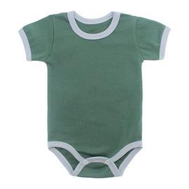 Imagem - Body Bebê em Ribana Lapuko - 10084-body-mc-verde