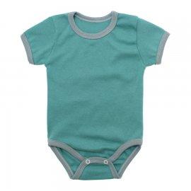 Imagem - Body Bebê em Ribana Lapuko - 10084-body-mc-ribana-verde-claro