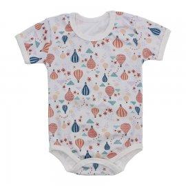 Imagem - Body Bebê Estampado Lapuko - 10212-body-estampado-balao