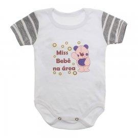Imagem - Body Bebê Frases Lapuko - 10177-body-frases-miss-bebe-