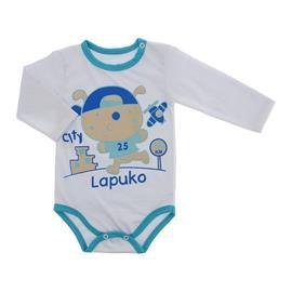 Imagem - Body Bebê para Menino Lapuko - body-ml-city-turquesa-10067