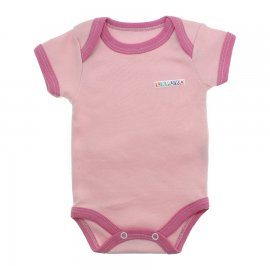Imagem - Body Bebê Manga Curta Lapuko  - 9916-body-mc-rosa-pink