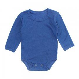 Imagem - Body Bebê Manga Longa Lapuko - 10195-body-ml-rib-azul