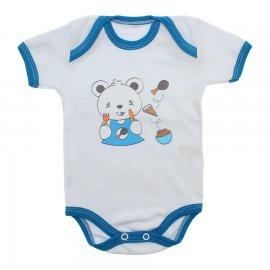 Imagem - Body Bebê Menino Estampado - 9971-body-mc-menino-estampado
