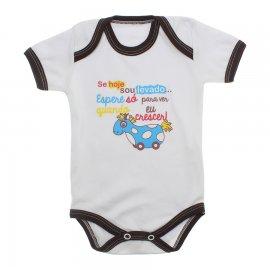 Imagem - Body Bebê Menino Estampado - 9971-body-mc-sou- levado