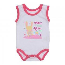 Imagem - Body Bebê Regata Estampado Lapuko - 10225-body-regata-chiclete