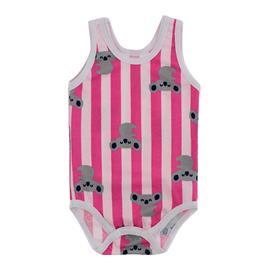 Imagem - Body Bebê Regata Lapuko  - 9918-body-listrado-coala
