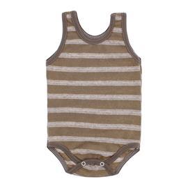 Imagem - Body Bebê Regata Lapuko  - 9918-body-regata-listrado-bege