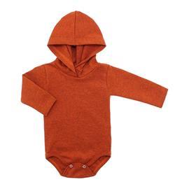 Imagem - Body com Capuz em Ribana Lapuko - 10029-body-ribana-capuz-laranja-mes