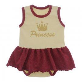 Imagem - Body com Saia Princess - 10101-body-saia-princess-vermelho-m