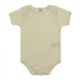 Imagem - Body de Bebê Liso - 10121-body-mc-creme