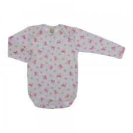 Imagem - Body de Bebê - body-de-bebe-lacinhos-rosa-5303
