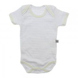 Imagem - Body de Bebê Manga Curta - 10131-body-vies-amarelo