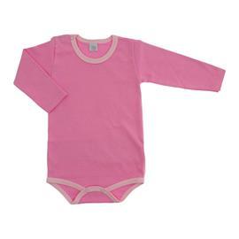 Imagem - Body de Bebê - 5303-body-ml-chiclete-rosa