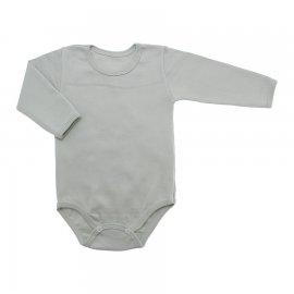 Imagem - Body de Bebê Manga Longa Ribana Lapuko - 5299-body-ml-rib-areia