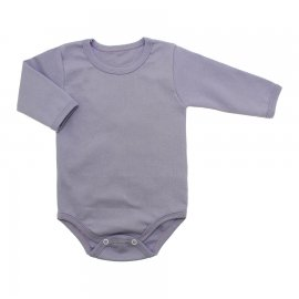 Imagem - Body de Bebê Manga Longa Ribana Lapuko - 5299-body-ml-rib-lilas