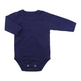 Imagem - Body de Bebê Manga Longa Ribana Lapuko - 5299-body-ml-ribana-roxo
