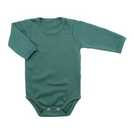 Imagem - Body de Bebê Manga Longa Ribana Lapuko - 5299-body-ml-ribana-verde
