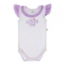 Imagem - Body de Bebê em Suedine Best Club 6639 - 6639-lilas