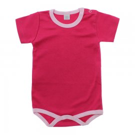 Imagem - Body de Bebê Menina - 10116-body-mc-pink-rosa