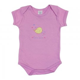 Imagem - Body de Bebê Menina Baby Gijo  - 6545-rosé