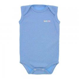 Imagem - Body de Bebê Regata - 10124-body-regata-azul-bebe