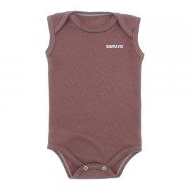 34a0d72cde5d Imagem - Body de Bebê Regata - 10124-body-regata-chocolate
