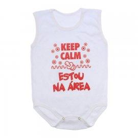 Imagem - Body de Bebê Regata  - 10169-body-regata-keep-vermelho