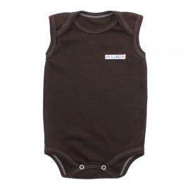 Imagem - Body de Bebê Regata - 10124-body-regata-marrom