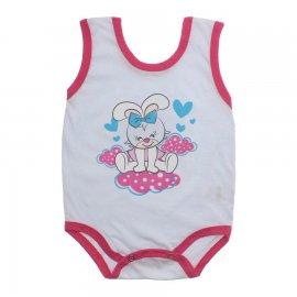 Imagem - Body de Bebê Regata Menina - body-de-bebe-regata-menina-bichinho