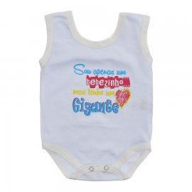 Imagem - Body de Bebê Regata Menino - 10186-body-regata-bebezinho-gigante