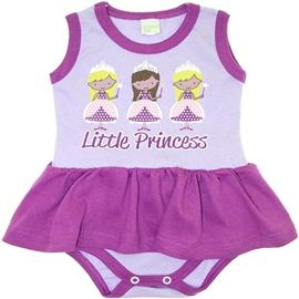 Body de Bebê Little Princess 5734