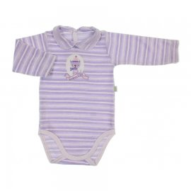 Imagem - Body de Plush para Bebê Best Club  - 6657-lilas