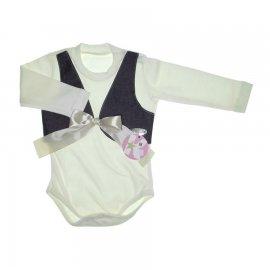 Imagem - Body de Bebê com Coletinho - 5392